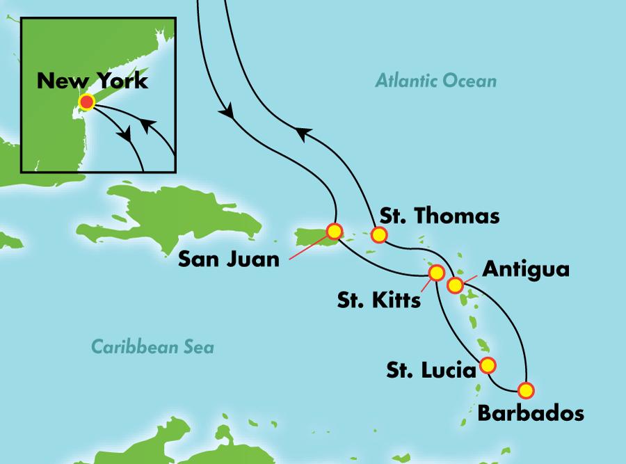 NCL Caribbean Cruises – MB TRAVEL TOUR